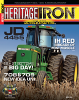 Heritage Iron Magazine